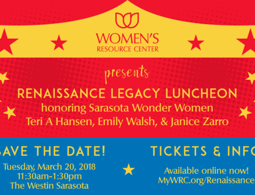 Renaissance Legacy Luncheon returns to save the day!