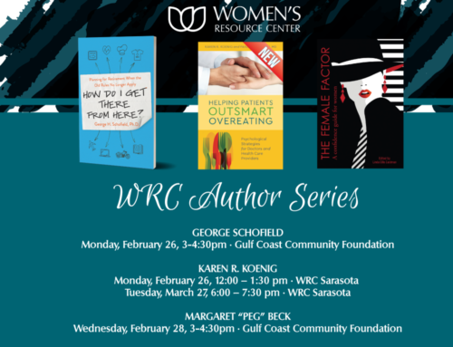 WRC Author Series – Spring 2018