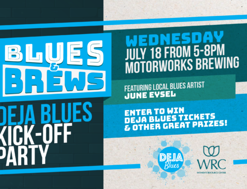 Blues & Brews is coming soon!