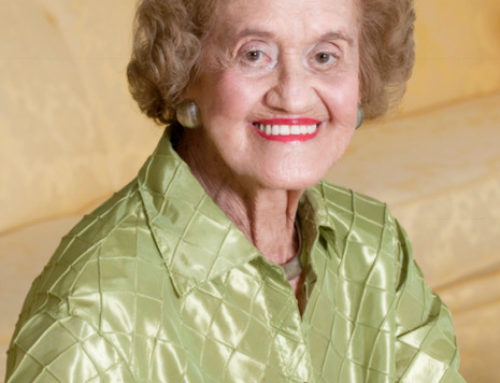 Life, Legacy and Love: Remembering Betty Schoenbaum
