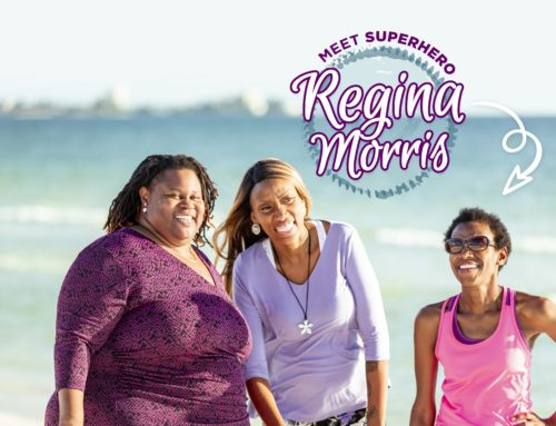 Meet WRC Case Manager: Regina Morris
