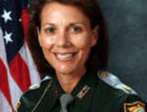 The 12th in our series of 25 Wonder Women is Major Connie Shingledecker with the Manatee County Sheriff's Office