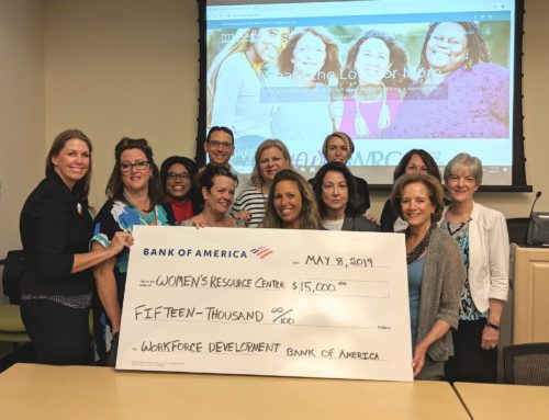 Thank you for supporting Project Uplift to Bank of America and The Ralph S. French Foundation!